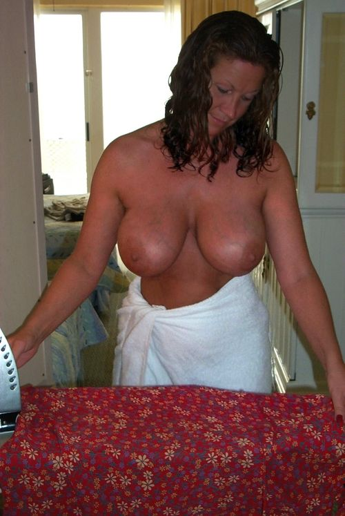 My mom big boobs