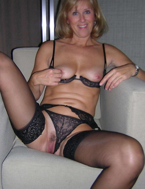 Blonde British Milf Joi