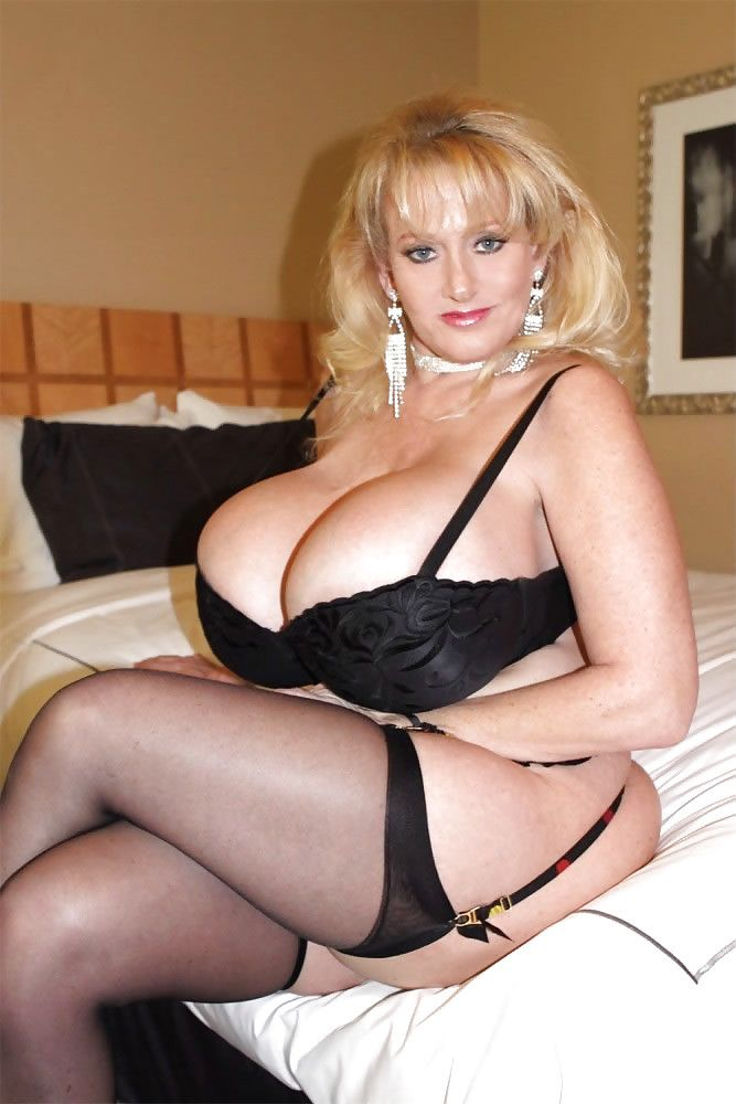 Explain more Mature milf lingerie model