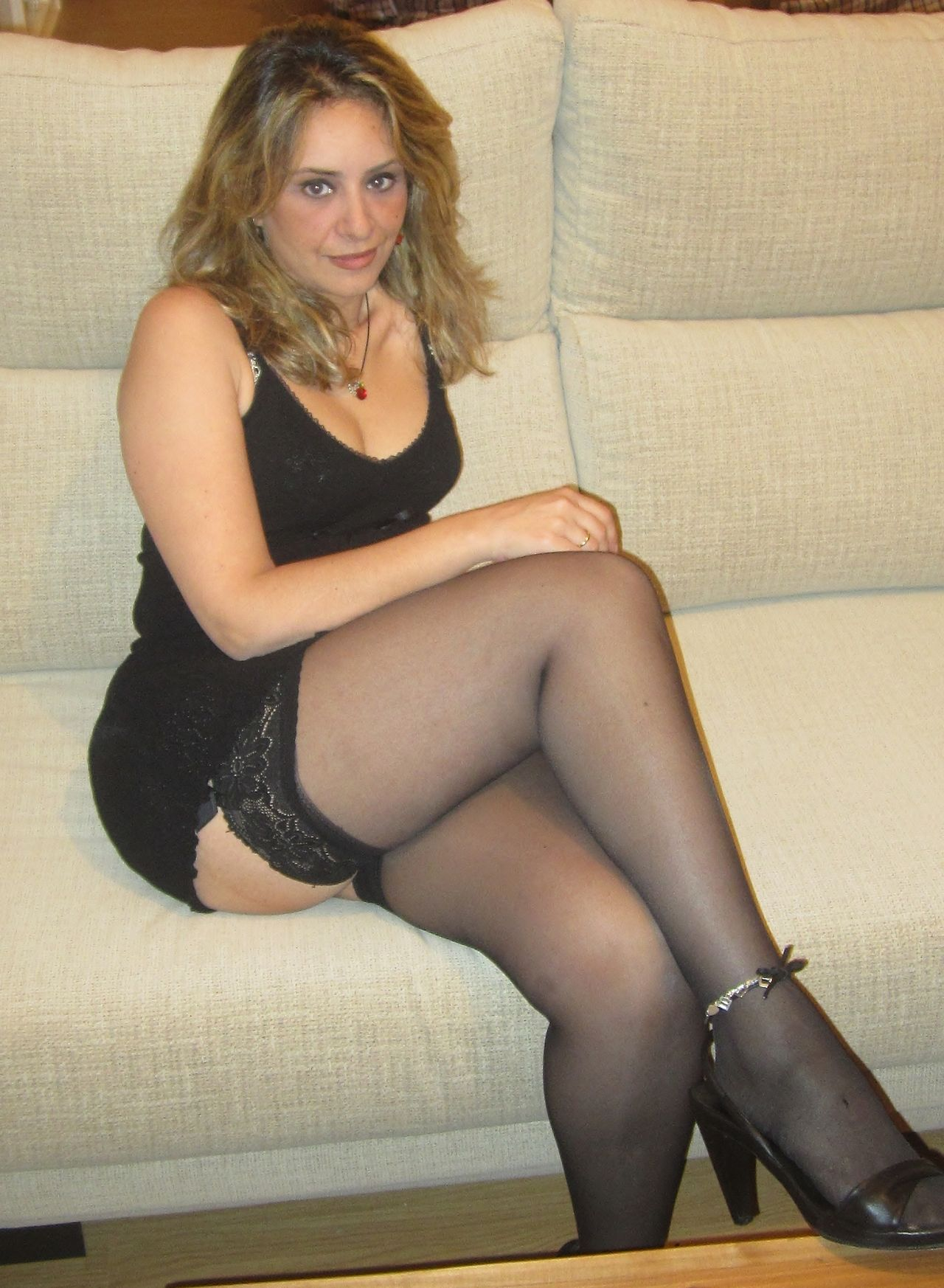Sexy chubby stockings