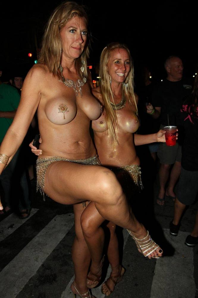 Drunk Milf Party Group Horny College